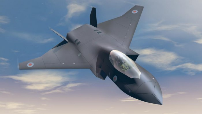 The new fighter to be developed – for which the British Ministry of Defence (MoD) has formed a project team named 'Tempest' -- will build on the Typhoon and build in some futuristic technologies and warfighting concepts.