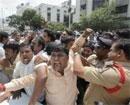 Telangana turmoil intensifies