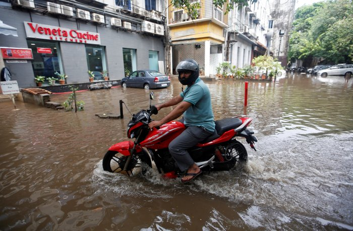 According to the forecast made by Mumbai-based Regional Meteorological Centre and Skymet Weather, the city is likely to witness heavier rainfall this weekend.
