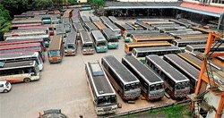 KSRTC staff stir total in DK district