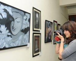 Chitrakala Parishath removes nude paintings from show