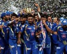 Celebs congratulate Mumbai Indians on Twitter