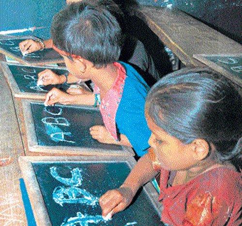 RTE might sound death knell for Kannada medium schools