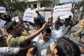 UPA panel approves creation of Telangana