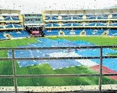Rain has the final say in Mumbai