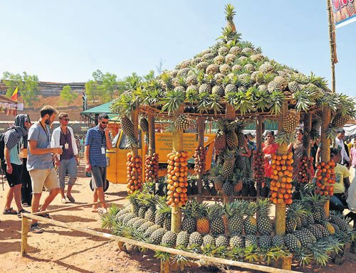 Tradition to technology, Krishi Mela has it all