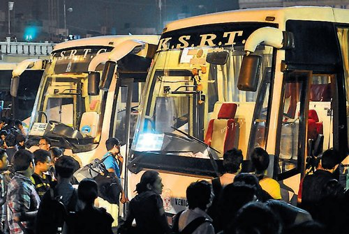 KSRTC to ply more buses for Ugadi