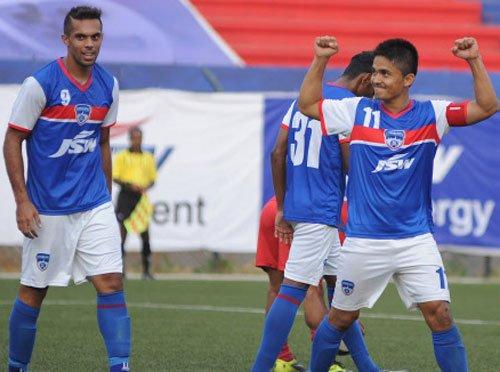 Bengaluru FC blank Mohun Bagan 2-0