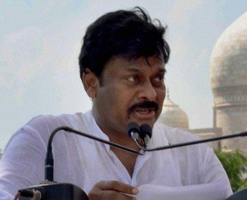 Modi sidelined BJP veterans to promote himself: Chiranjeevi