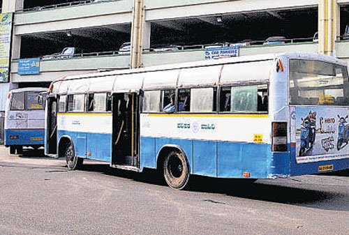 BMTC to fit old buses with ignition switch to prevent theft