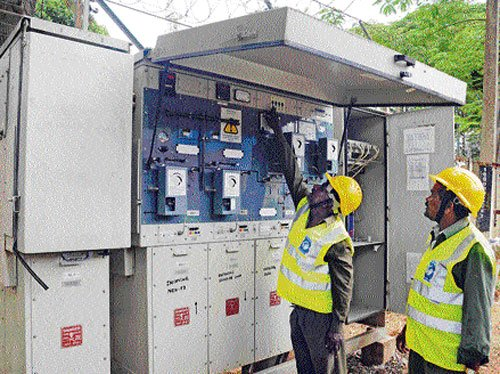 Bescom project promises to restore power, reduce outages