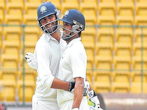 Haryana knock KSCA XI out