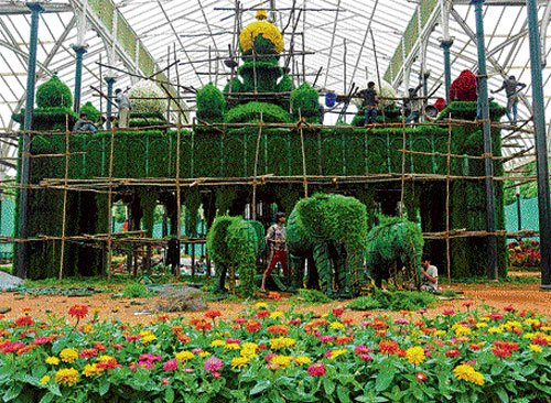 200th flower show at Lalbagh from August 8