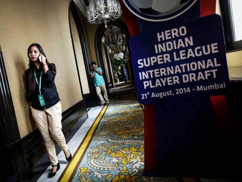 Chennai replaces Bangalore franchise of ISL