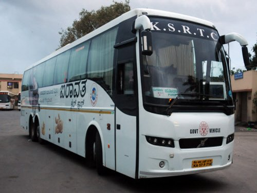 KSRTC to run 400 more buses for Dasara