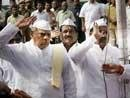 Telangana ministers rule out taking back resignations