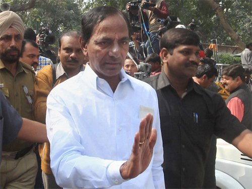 Telangana, Andhra war of words hots up over river water and power