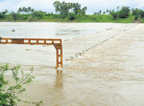 Rain, dam water wreak havoc on AP, Telangana