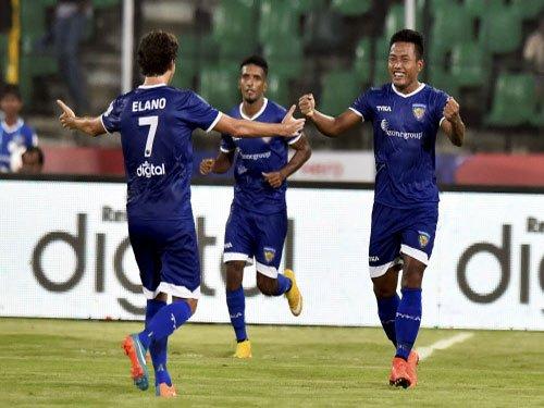 Chennai bounce back, thrash Mumbai 5-1 in ISL