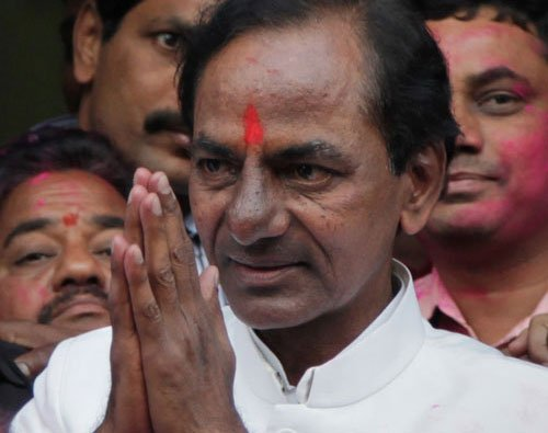 Over Rs.1 lakh crore maiden budget for Telangana