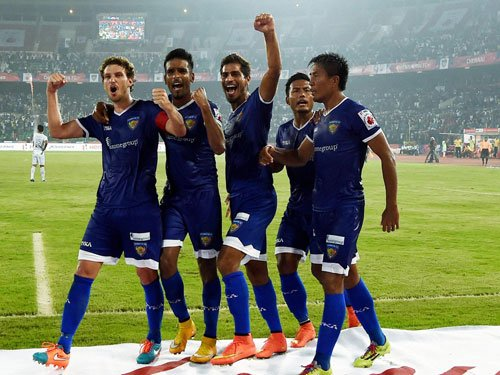 Chennaiyin, NorthEast engaged in an exciting 2-2 draw