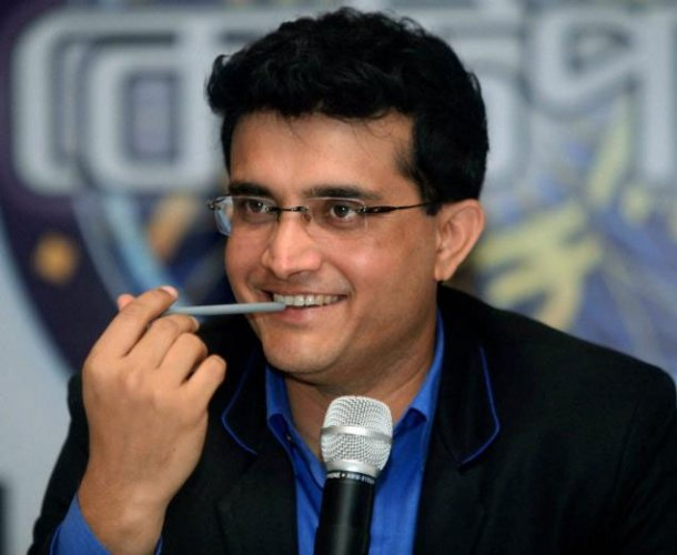 Ganguly to be with ISL franchise, will miss first 2 Tests