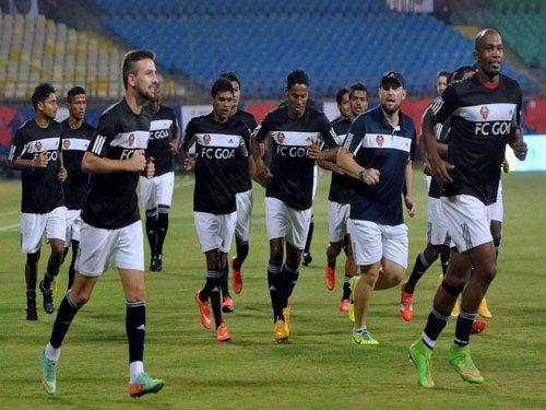 ISL: Depleted Atletico hold visiting Goa goalless