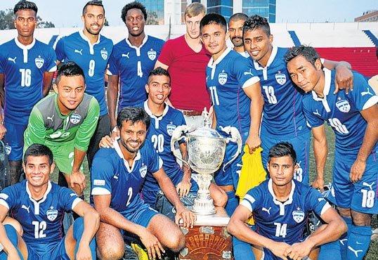 Bengaluru FC drub ASC to clinch Puttaiah Memorial