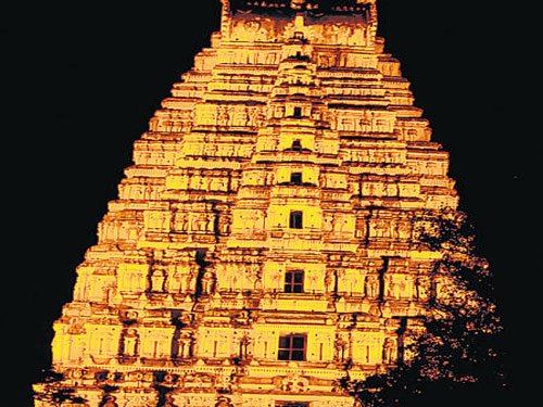 Probe ordered into irregularities in 'Hampi by Night' project