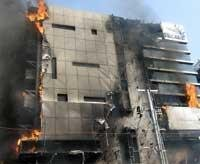 Major fire at Hyderabad hospital; one patient dead