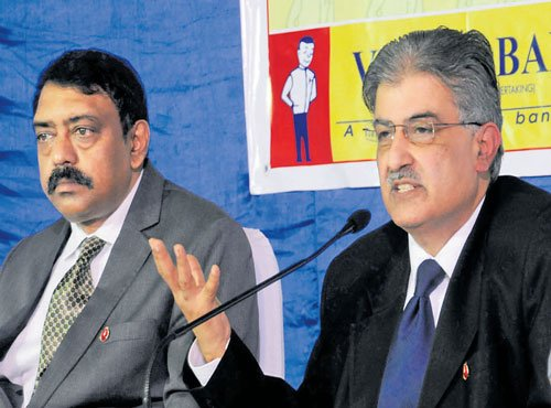 Vijaya Bank seeks Rs 5K-cr from Centre under capital infusion