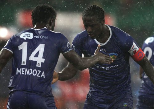 Chennaiyin in ISL final after 4-2 aggregate win against ATK
