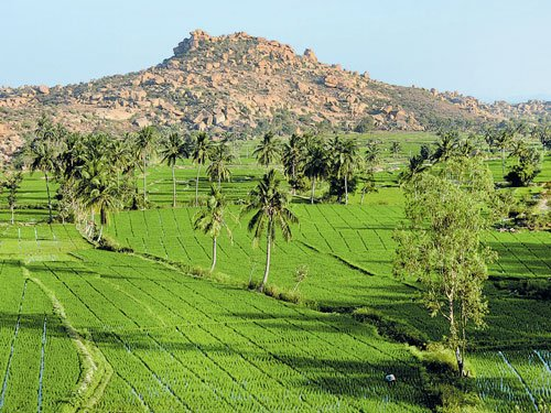 Hampi's offbeat side