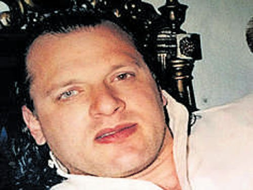 Headley says he videographed BARC; ISI, LeT wanted to target Mumbai airport