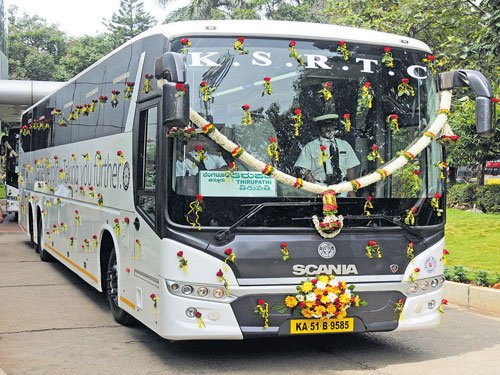 KSRTC to go green, run 1,800 buses on biodiesel