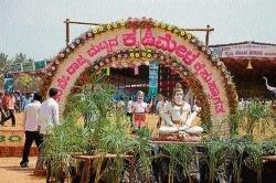 Farmers throng Krishi Mela