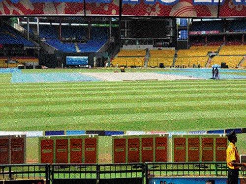 PIL seeks water audit at Chinnaswamy Stadium