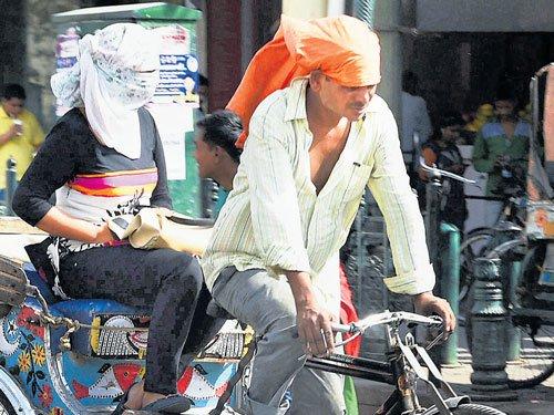 Sun stroke claims 150 lives in Andhra Pradesh, Telangana