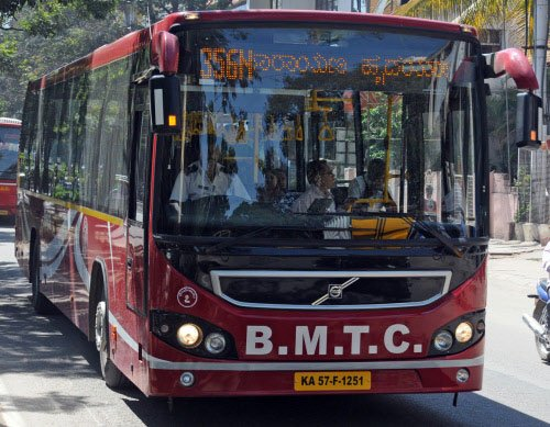 BMTC told to submit proposal on converting diesel buses into CNG