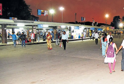Karnataka: Transport unions firm, buses to stay off roads