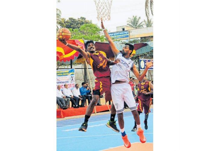 Vijaya Bank, Mounts win