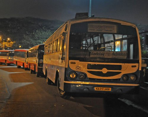 BMTC drops plan to install CCTVs in buses citing funds crunch