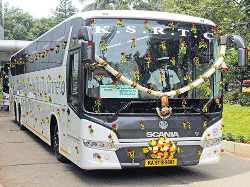 New KSRTC buses to Baindur, Gangolli