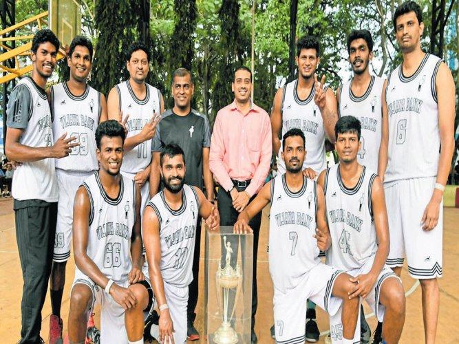 Vijaya Bank triumphant