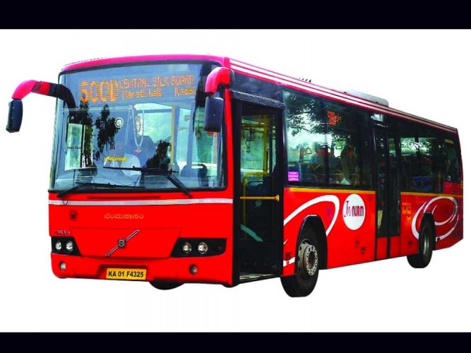 30 BMTC Volvo buses filled with diesel mixed with water