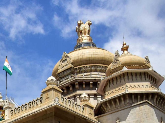 Rs 3.75 cr for lunch, dinner at Soudha bash