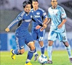 Chhetri fails to shine in debut match