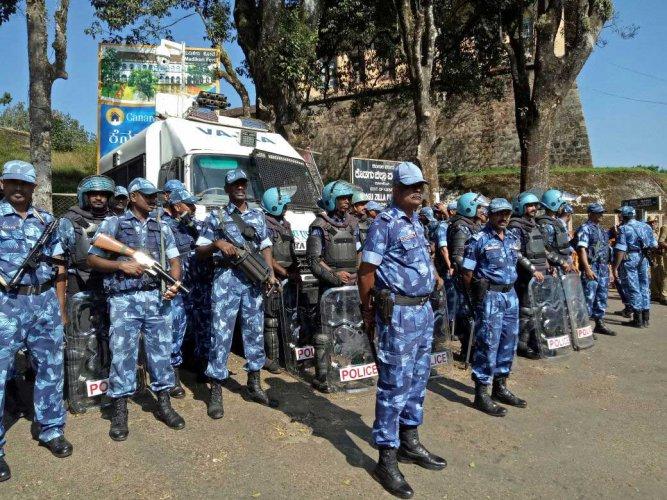 Tipu Jayanti: Stones pelted at KSRTC bus in Madikeri, MLA Appachu detained