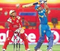 Mumbai Indians drub Challengers