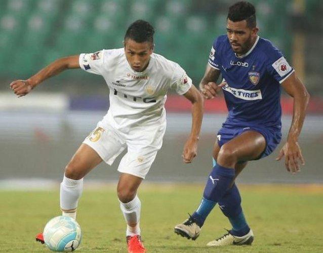 Chennaiyin look to bounce back